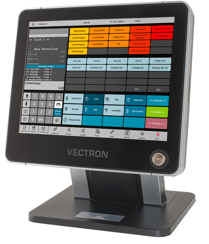 Vectron POS Touch 15 II PCT