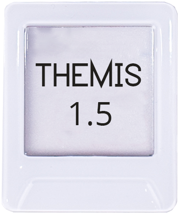 Etikett Themis 40 x 43 mm